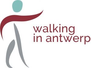 Walking in Antwerp